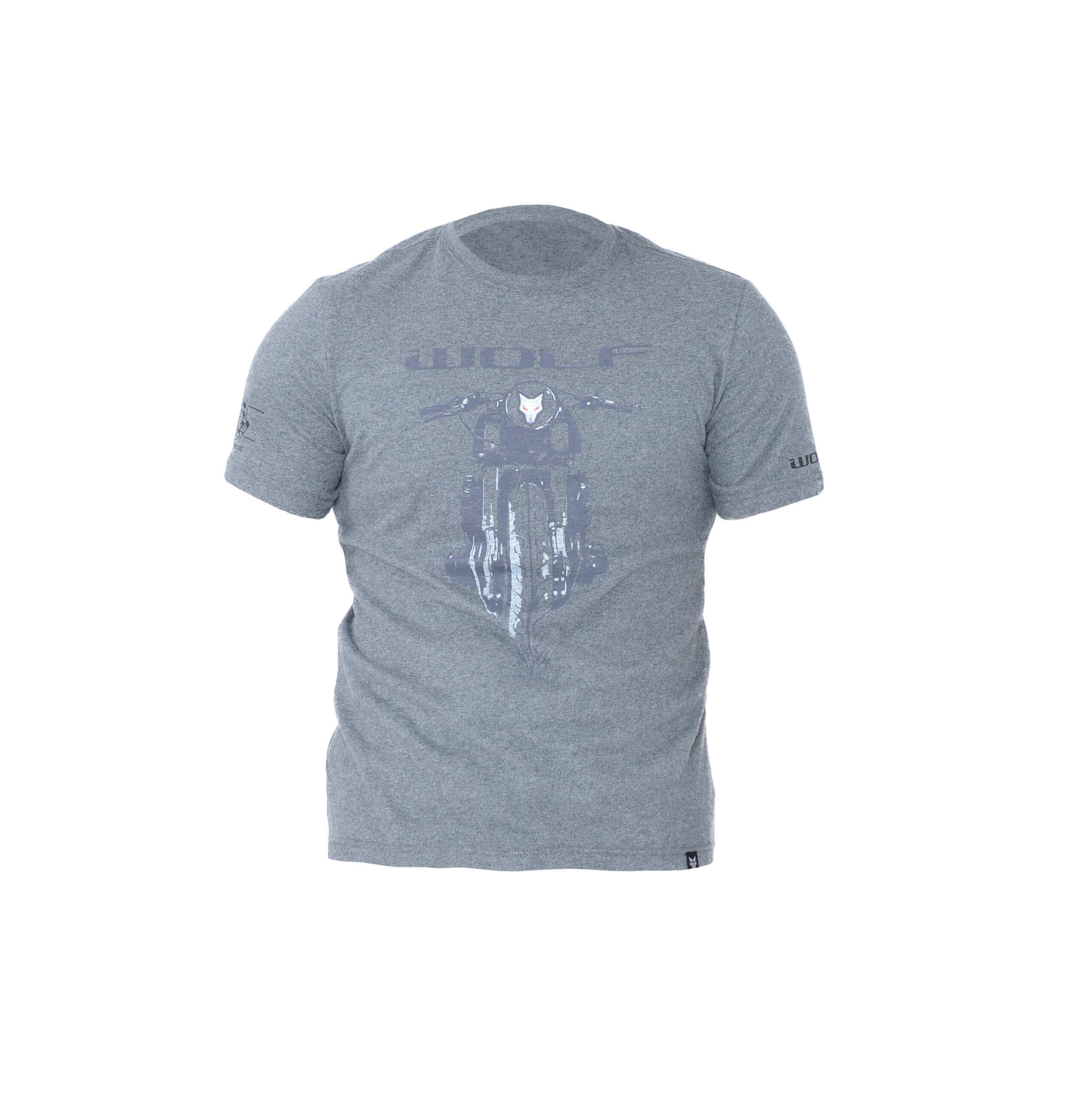 Wolf Cafe Racer T-Shirt